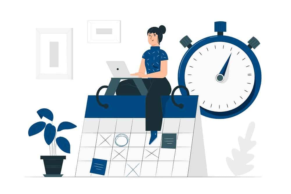 Perda de Tempo no Trabalho